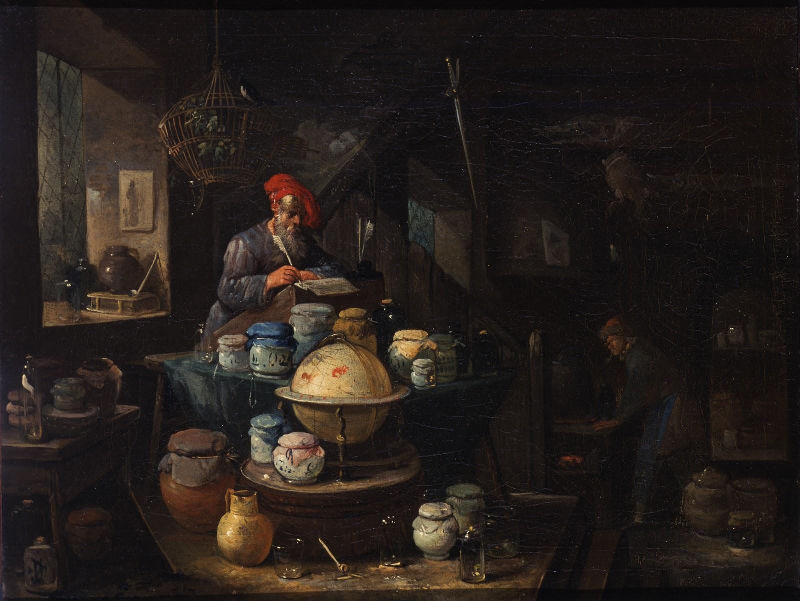 History Of Artist Paint Chemistry