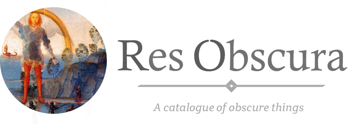 Res Obscura